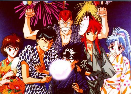 Anime review  Yu yu Hakusho   Anime Amino  Yu Yu Hakusho Ending   Homework Ga Owaranai Instrumental