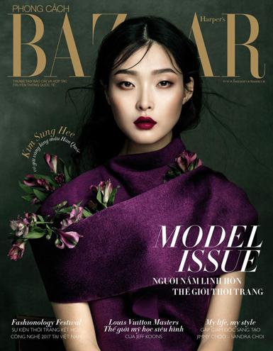 Tạp chí thời trang Harper's Bazaar