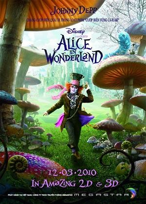 Alice ở xứ sở thần tiên (phim 2010) – Wikipedia tiếng Việt