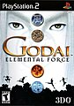Godai Elemental Force DVD cover.jpg