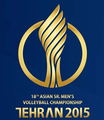 2015 Asian Men's Volleyball Championship logo.png