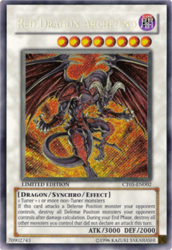 Red Demon's Dragon