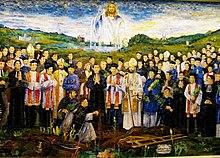 Các Giáo Phận khai mạc Năm Thánh tôn vinh Các Thánh Tử Đạo Việt Nam