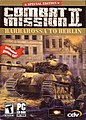 Combat Mission II Barbarossa to Berlin CD cover.jpg