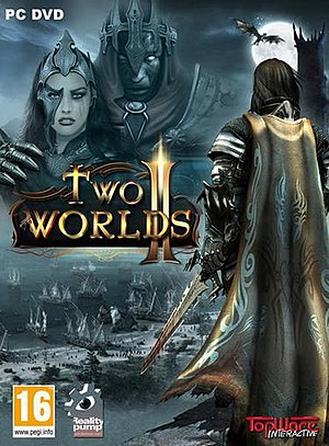 Image result for Two Worlds II HD cover pc