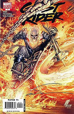 Ghost Rider (Johnny Blaze) – Wikipedia tiếng Việt