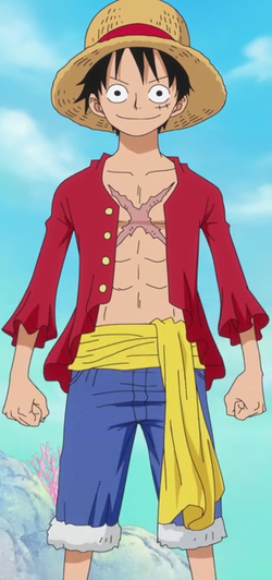 Monkey D. Luffy, post time-skip, OP.png