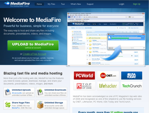 MediaFire screenshot.png