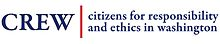 Logo of Citizens for Responsibility and Ethics in Washington.jpg