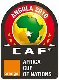 Africa Cup of Nations 2010 official logo