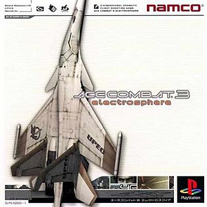 Ace Combat 3 Electrosphere CD cover.jpg