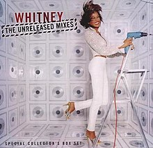 Bìa album Whitney: The Unreleased Mixes
