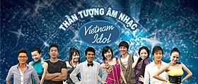 Promotional Vietnam Idol (Season 2).JPG