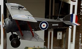 Sopwith Camel at the Imperial War Musuem.jpg
