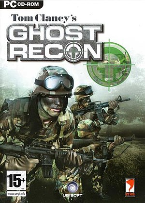 Tom Clancy's Ghost Recon CD cover.jpg