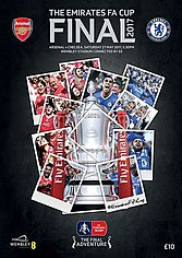 The Emirates FA Cup Final 2017 Match Programme Cover.jpg