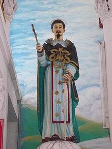 Thánh Phêrô Nguyễn Văn Tự, tử đạo ngày 05 tháng 9 năm 1838