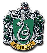 Huy hiệu Slytherin
