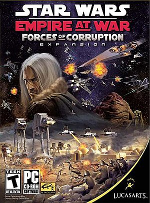 Star Wars Empire at War Forces of Corruption CD cover.jpg