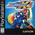 Mega Man X4 CD cover.jpg