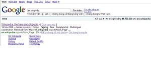 Google Dịch – Wikipedia tiếng Việt