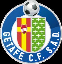 Kết quả hình ảnh cho Getafe logo