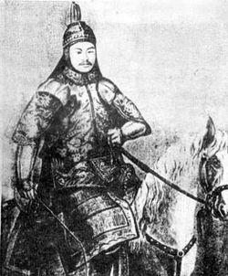 """""""Vua Quang Trung"""" qua nét vẽ của họa sĩ Triều Thanh năm 1790"""