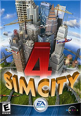 Simcity 4 DVD Cover.jpg