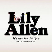 Lily Allen - It's Not Me, It's You (Special Edition).jpg