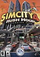 SimCity 4 Rush Hour CD cover.jpg