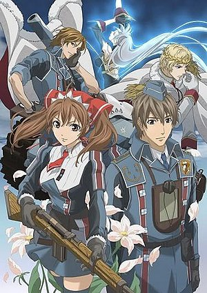 Valkyria Chronicles anime poster.jpg
