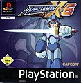 Mega Man X6 CD cover.jpg