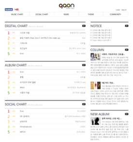 Gaon Music Chart homepage 2014.png