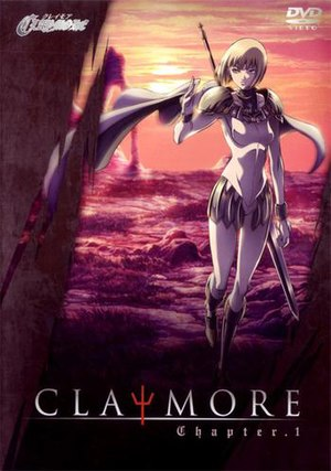 Claymore DVD 01 cover.jpg