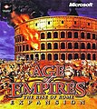 Age of Empires The Rise of Rome CD cover.jpg