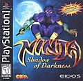 Ninja Shadow of Darkness CD cover.jpg