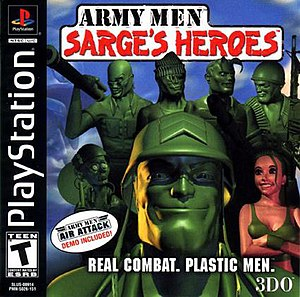 Army Men Sarge's Heroes CD cover.jpg