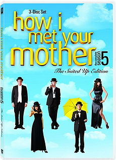 How I Met Your Mother Season 5 DVD Cover.jpg