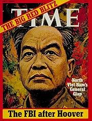 Bìa tạp chí Time, ngày 15-5-1972