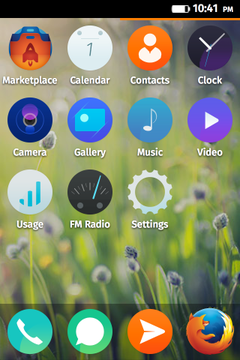 Firefox OS 1.5 home screen.png