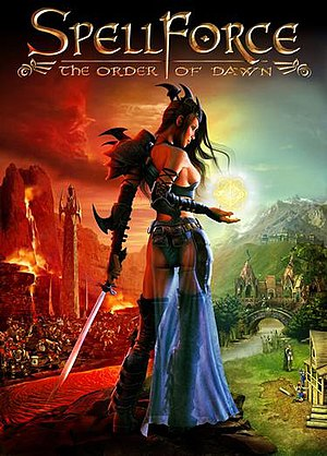 SpellForce The Order of Dawn DVD cover.jpg