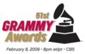 51st Grammy Awards logo.png