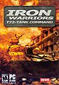 Iron Warriors T-72 Tank Commander CD cover.jpg