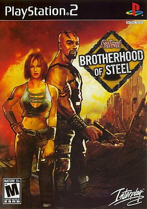 Fallout Brotherhood of Steel DVD cover.jpg