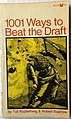 1001 Ways to Beat the Draft book cover.jpg