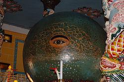 Thiên Nhãn: thánh tượng của đạo Cao Đài