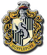 Huy hiệu Hufflepuff