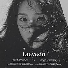 This Christmas Winter is Coming Taeyeon Cover.jpg