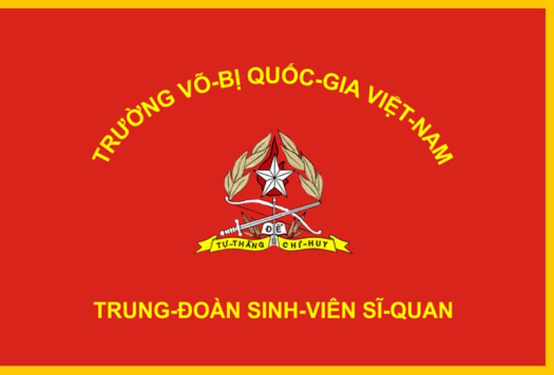 Tập tin:Hiệu kỳ Trung đoàn Sinh viên Sĩ quan Võ bị Đà Lạt.png