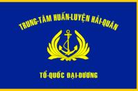 Quân kỳ Trung tâm Huấn luyện Hải quân Nha Trang.png